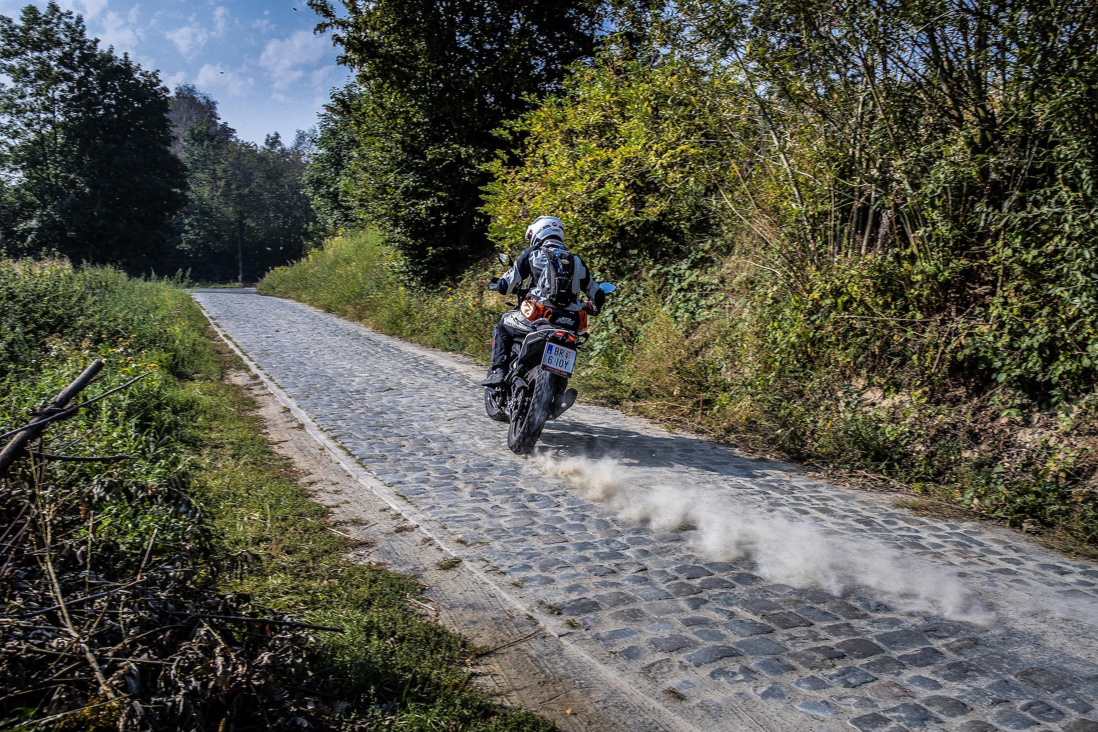 KTM 390 Adventure Ronde Van Vlaanderen TT