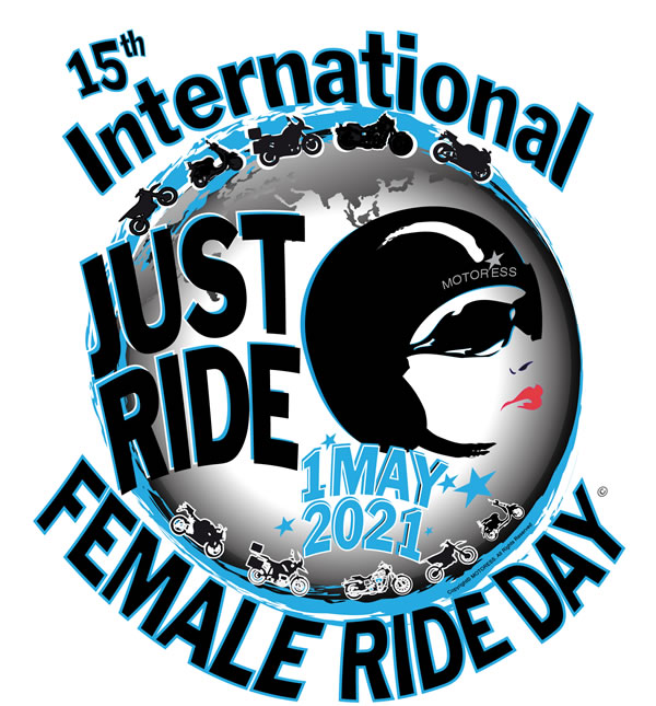 International Female Ride Day logo