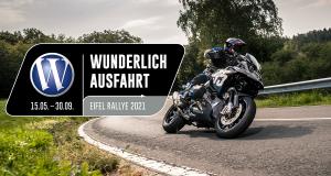 Wunderlich Ausfahrt Eifel Rallye 2021