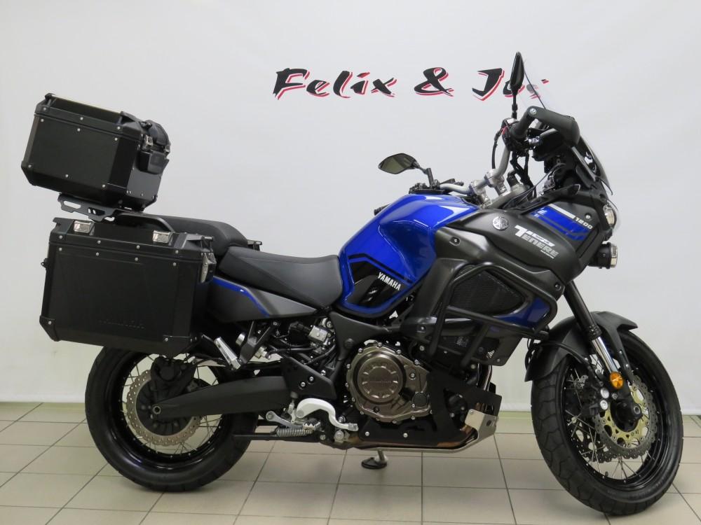 Yamaha XT1200ZE Super Ténéré 2018