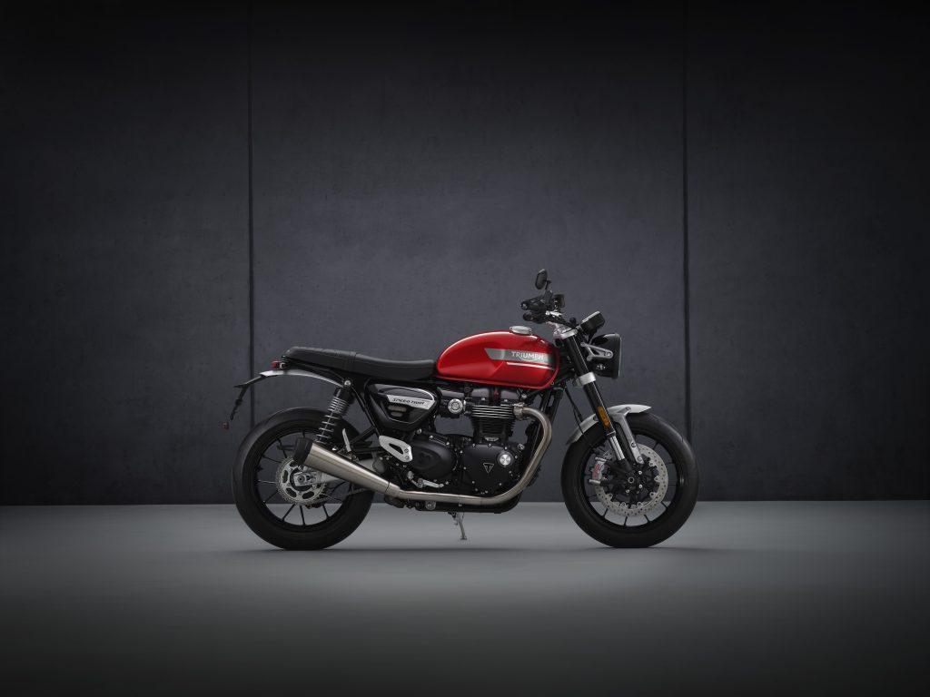 Triumph Speed Twin 2021