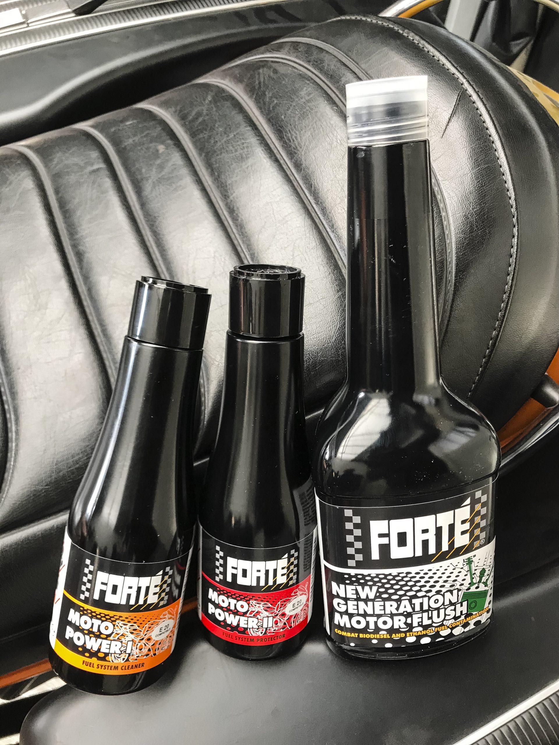 Forté Moto Power