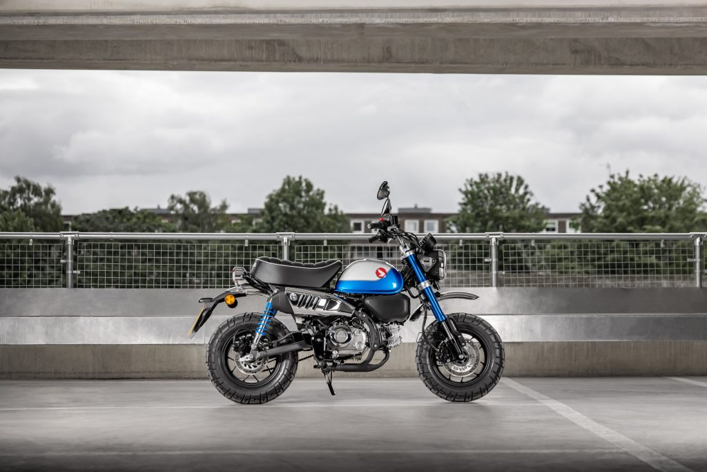Honda Monkey 2022