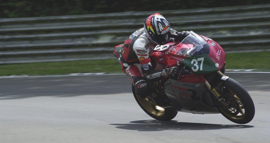 Casaer MV Agusta Brands Hatch 2001