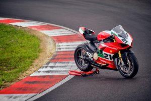Ducati Panigale V2 Bayliss 1st Championship 20th Anniversary