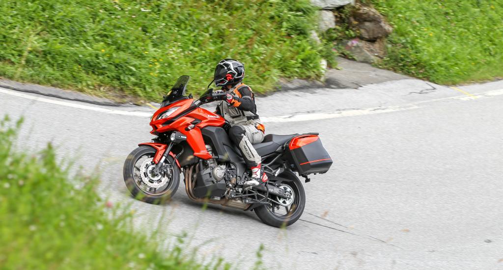 Kawasaki Versys 1000 Tourer 2015