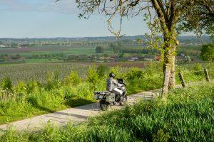 Toerroute Vlaamse Ardennen