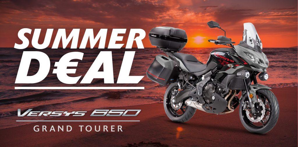 Kawasaki Summer deal