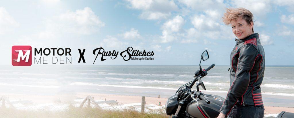 Rusty Stitches Motormeiden Anna