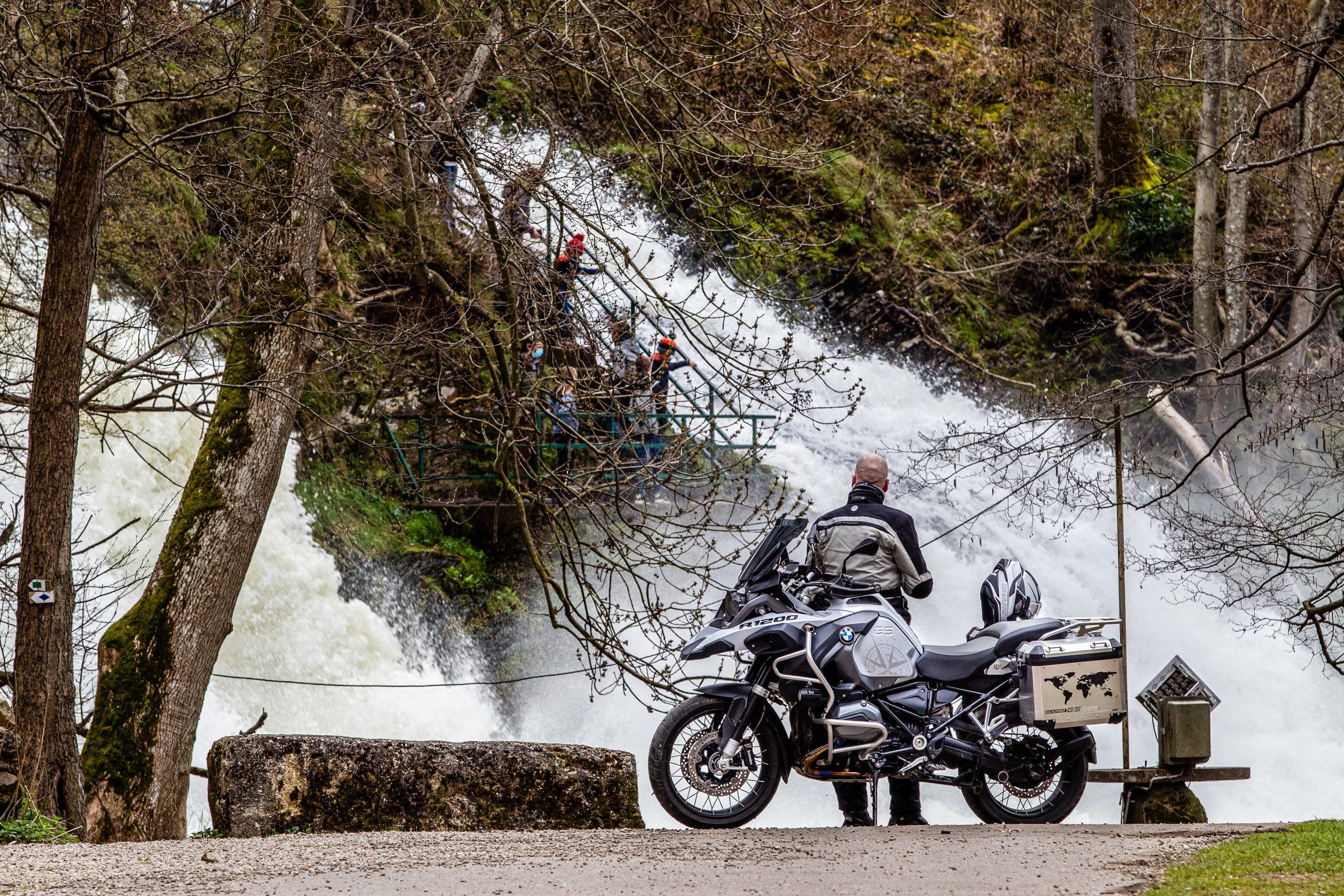 Toerroute Malmedy Watervallen Coo